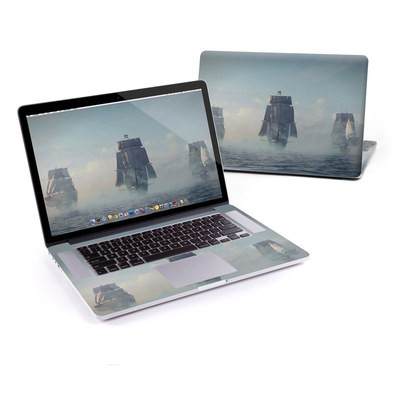 MacBook Pro Retina 13in Skin - Black Sails