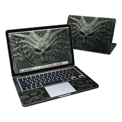 MacBook Pro Retina 13in Skin - Black Book