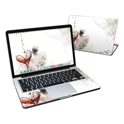 MacBook Pro Retina 13in Skin - Blood Ties