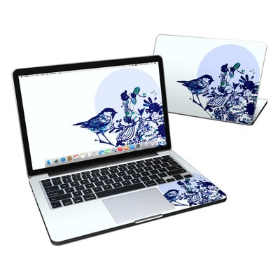 MacBook Pro Retina 13in Skin - Bluebird