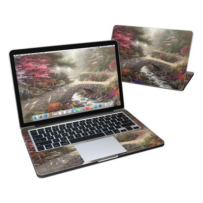 MacBook Pro Retina 13in Skin - Bridge of Faith