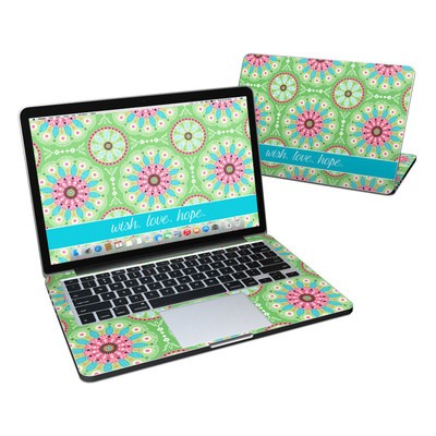 MacBook Pro Retina 13in Skin - Boho