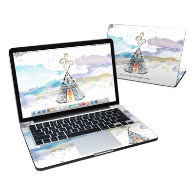 MacBook Pro Retina 13in Skin - Boho Teepee