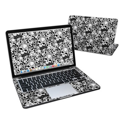 MacBook Pro Retina 13in Skin - Bones