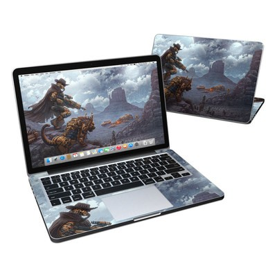 MacBook Pro Retina 13in Skin - Bounty Hunter