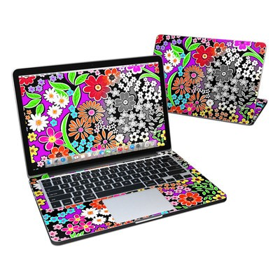 MacBook Pro Retina 13in Skin - A Burst of Color