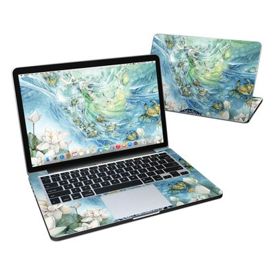 MacBook Pro Retina 13in Skin - Cancer