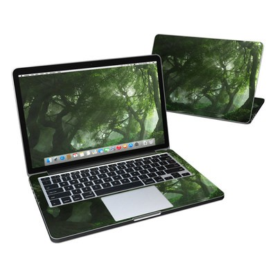MacBook Pro Retina 13in Skin - Canopy Creek Spring