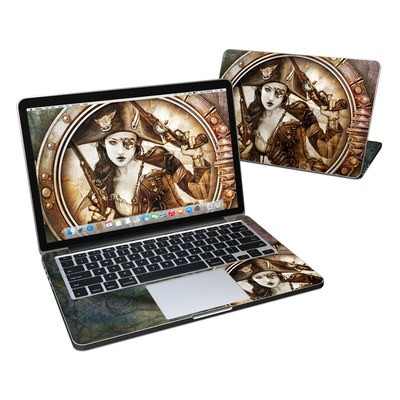 MacBook Pro Retina 13in Skin - Corvus Corsair