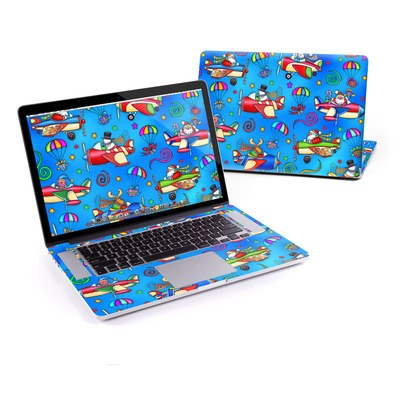 MacBook Pro Retina 13in Skin - Christmas Delivery