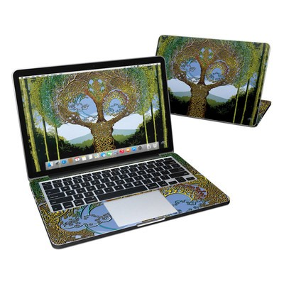 MacBook Pro Retina 13in Skin - Celtic Tree