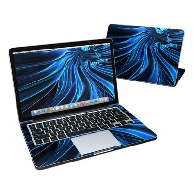 MacBook Pro Retina 13in Skin - Cerulean