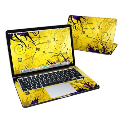 MacBook Pro Retina 13in Skin - Chaotic Land