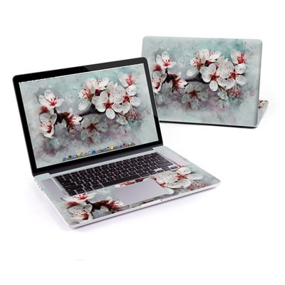 MacBook Pro Retina 13in Skin - Cherry Blossoms