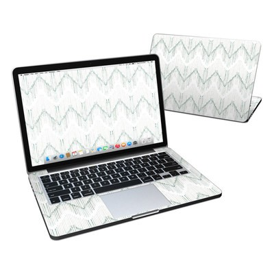 MacBook Pro Retina 13in Skin - Chic Chevron