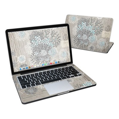 MacBook Pro Retina 13in Skin - Christmas In Paris