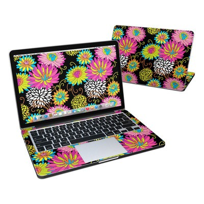 MacBook Pro Retina 13in Skin - Chrysanthemum