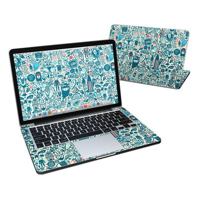 MacBook Pro Retina 13in Skin - Committee