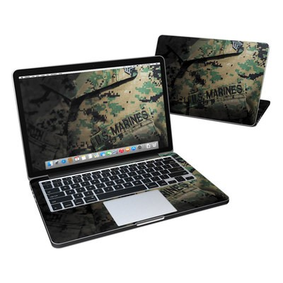MacBook Pro Retina 13in Skin - Courage