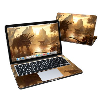 MacBook Pro Retina 13in Skin - Cretaceous Sunset