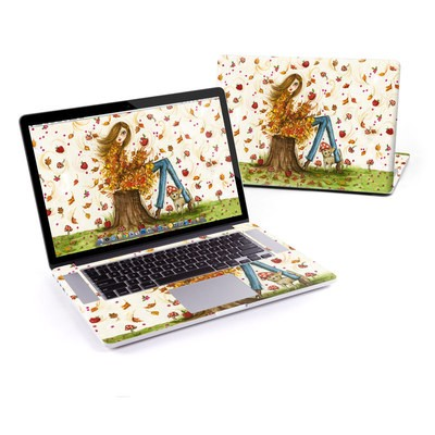 MacBook Pro Retina 13in Skin - Crisp Autumn