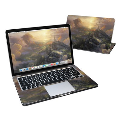 MacBook Pro Retina 13in Skin - The Cross
