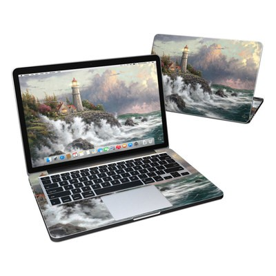 MacBook Pro Retina 13in Skin - Conquering Storms