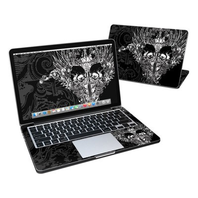 MacBook Pro Retina 13in Skin - Darkside