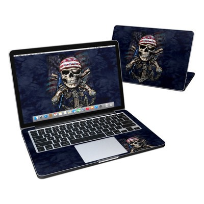 MacBook Pro Retina 13in Skin - Dead Anchor
