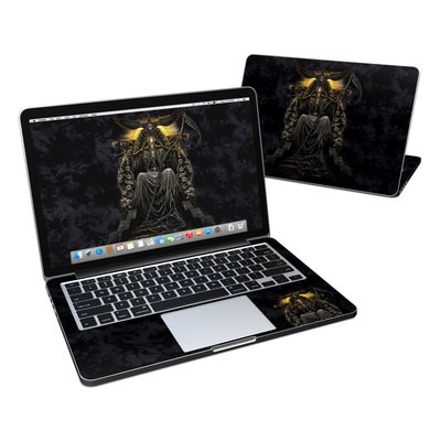 MacBook Pro Retina 13in Skin - Death Throne