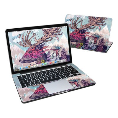 MacBook Pro Retina 13in Skin - Deer Spirit