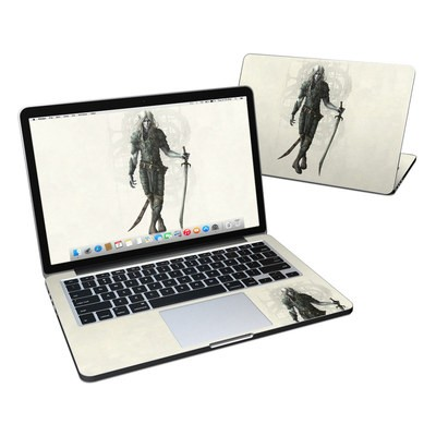 MacBook Pro Retina 13in Skin - Dark Elf