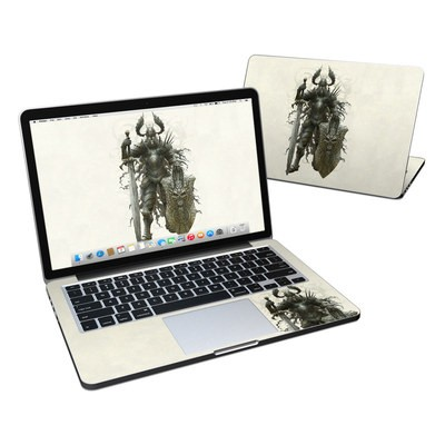 MacBook Pro Retina 13in Skin - Dark Knight