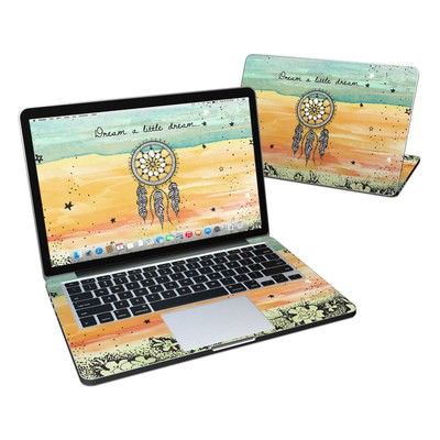 MacBook Pro Retina 13in Skin - Dream A Little