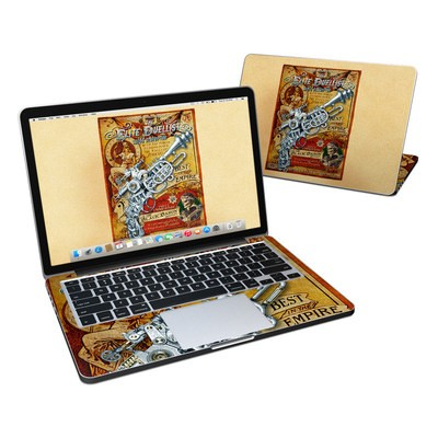 MacBook Pro Retina 13in Skin - The Duelist