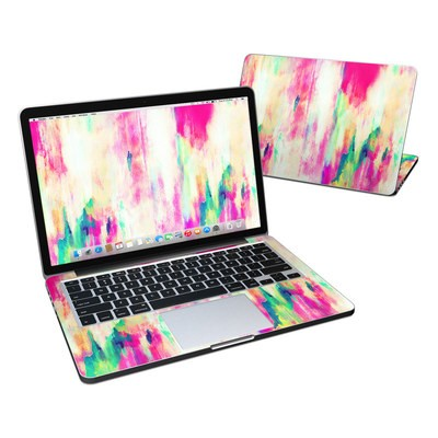 MacBook Pro Retina 13in Skin - Electric Haze
