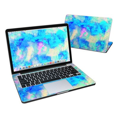 MacBook Pro Retina 13in Skin - Electrify Ice Blue