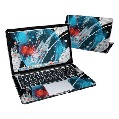 MacBook Pro Retina 13in Skin - Element-Ocean