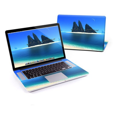 MacBook Pro Retina 13in Skin - Endless Blue