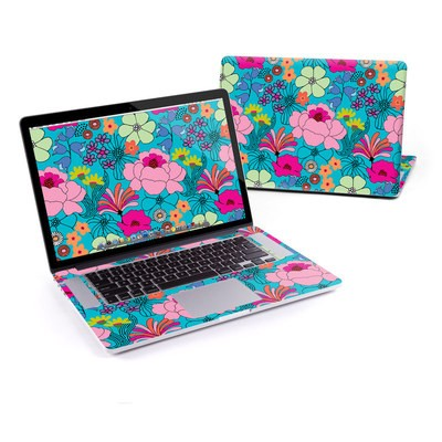 MacBook Pro Retina 13in Skin - English Garden