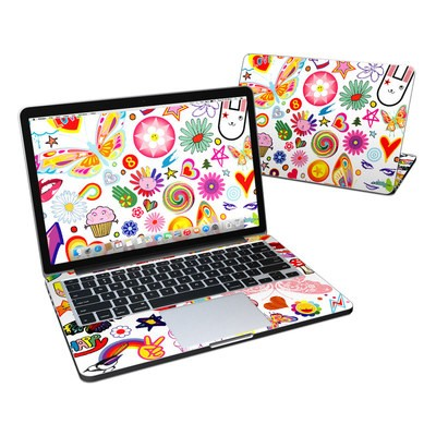 MacBook Pro Retina 13in Skin - Eye Candy