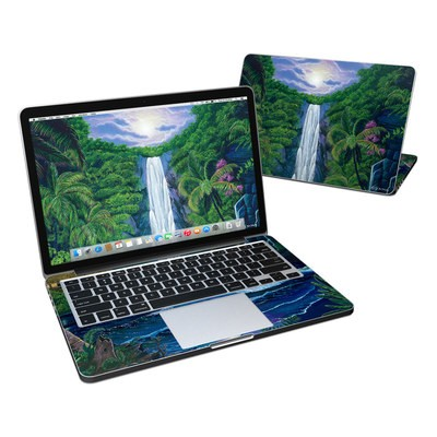 MacBook Pro Retina 13in Skin - In The Falls Of Light