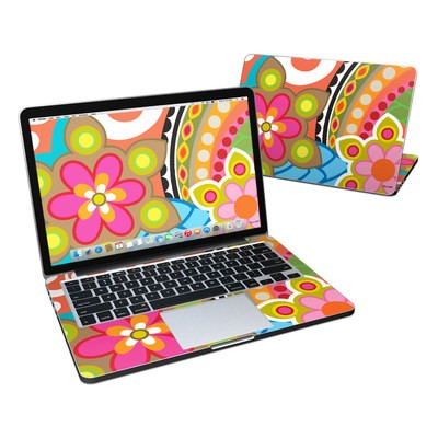 MacBook Pro Retina 13in Skin - Fantasia