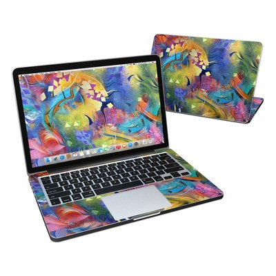 MacBook Pro Retina 13in Skin - Fascination
