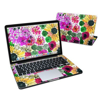 MacBook Pro Retina 13in Skin - Fiore
