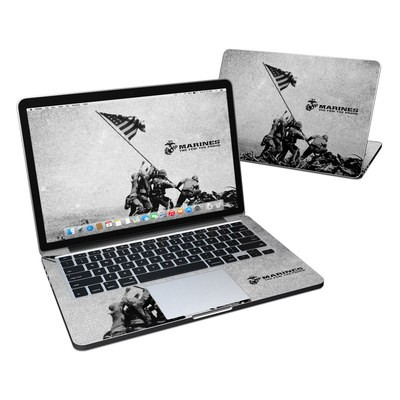 MacBook Pro Retina 13in Skin - Flag Raise