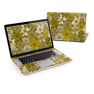 MacBook Pro Retina 13in Skin - Flower Camo