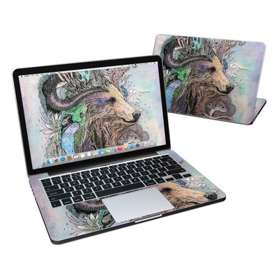 MacBook Pro Retina 13in Skin - Forest Warden
