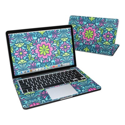 MacBook Pro Retina 13in Skin - Freesia