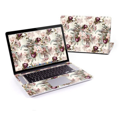MacBook Pro Retina 13in Skin - Frida Bohemian Spring